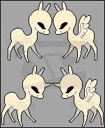 Pixel Pony Base-P2U