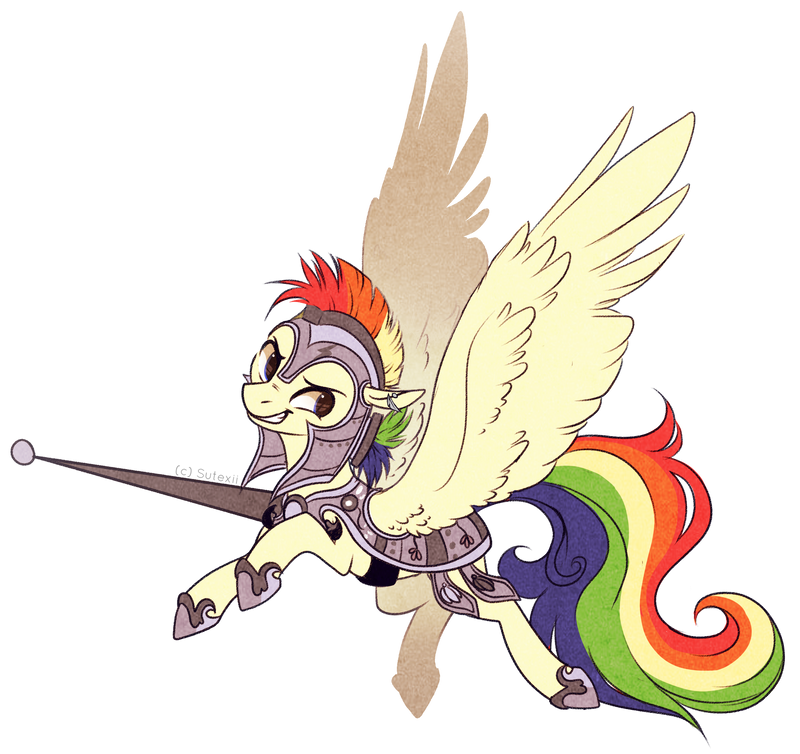 Off to Battle!- com by Sutexii