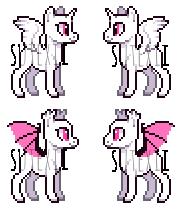 MLP Pixel Icon Base Set [P2U]