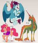 MLP Character Designs [Auction//OPEN]