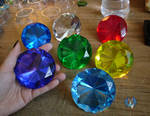 large chaos emeralds