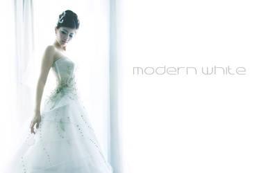 MODERN WHITE by d-dee