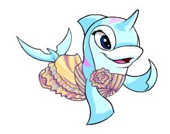 A Cute Flotsam by Scarlegs