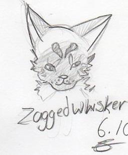 Zaggedwhisker