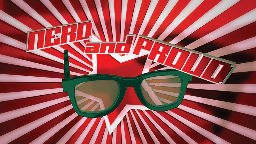 Nerd and proud by klem...
