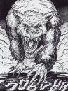 Sketchbook Werewolf Thing by NickJustus