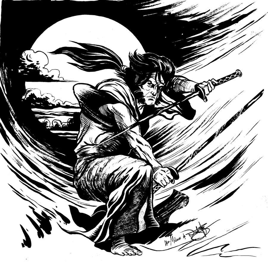 Wolverine Collabo 2 by NickJustus