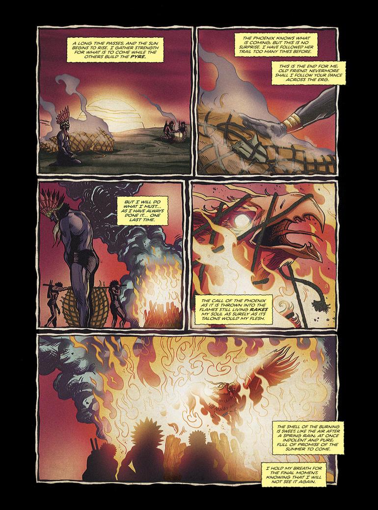 Hunt the Phoenix pg5 by NickJustus