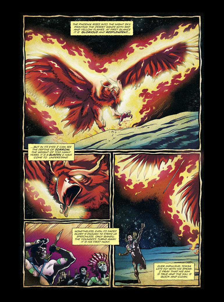 Hunt the Phoenix pg2 by NickJustus