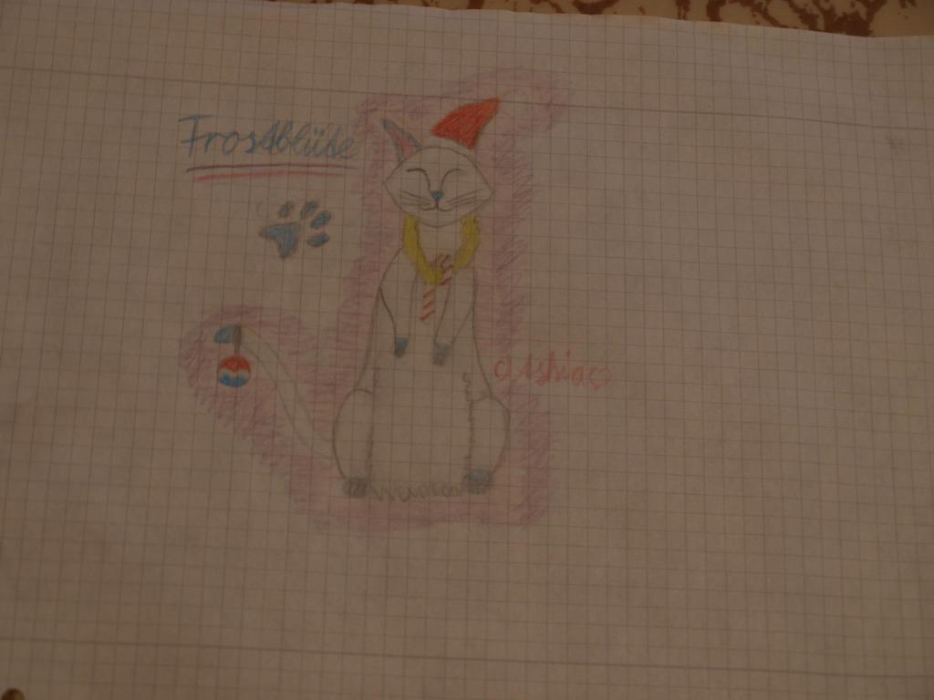 Christmasfrosty by oOFrosteehOo