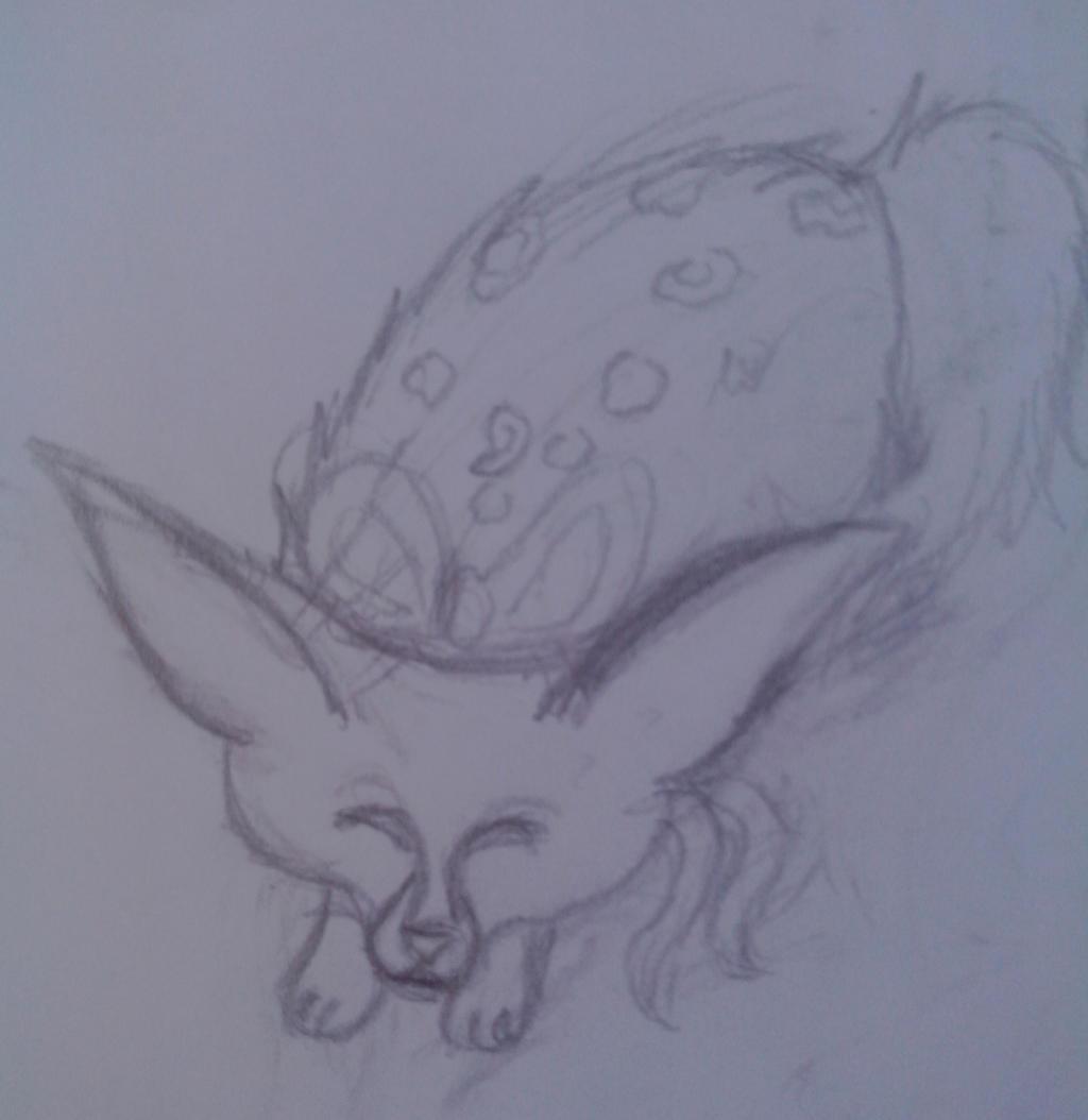 Yani Sketch by oOFrosteehOo
