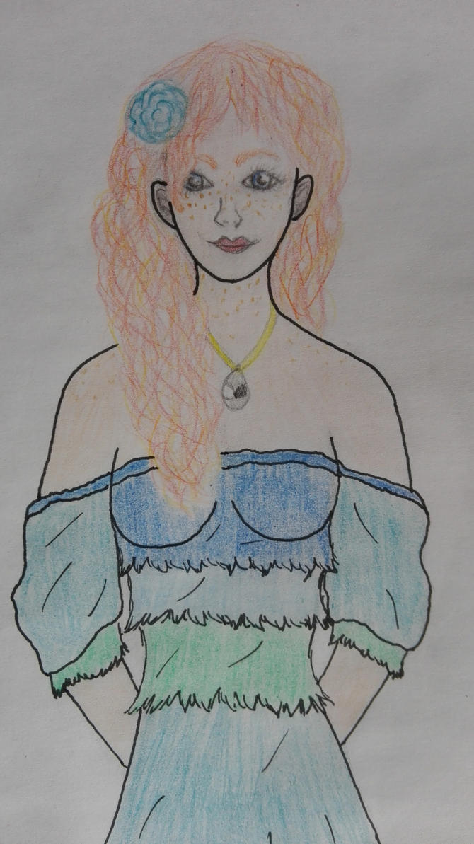 Nymeria Bustshot by oOFrosteehOo