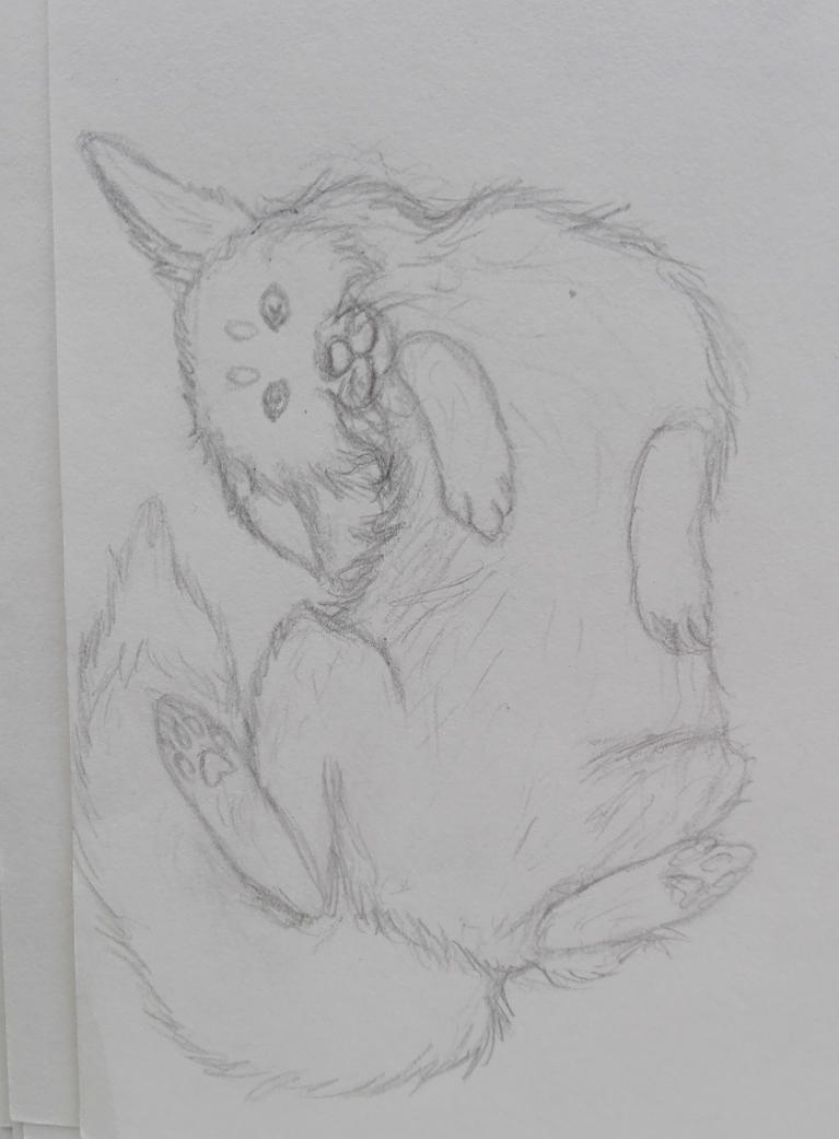 Cute Fox by oOFrosteehOo