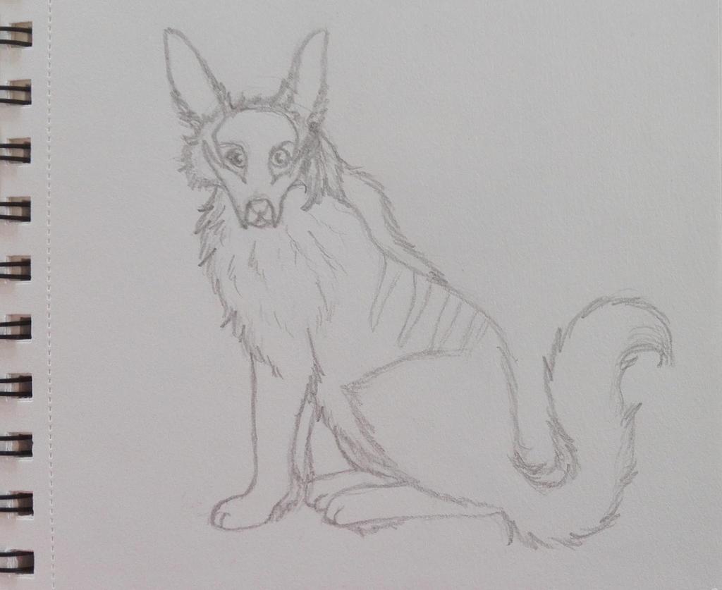 Alyssa Sketchy Gift by oOFrosteehOo