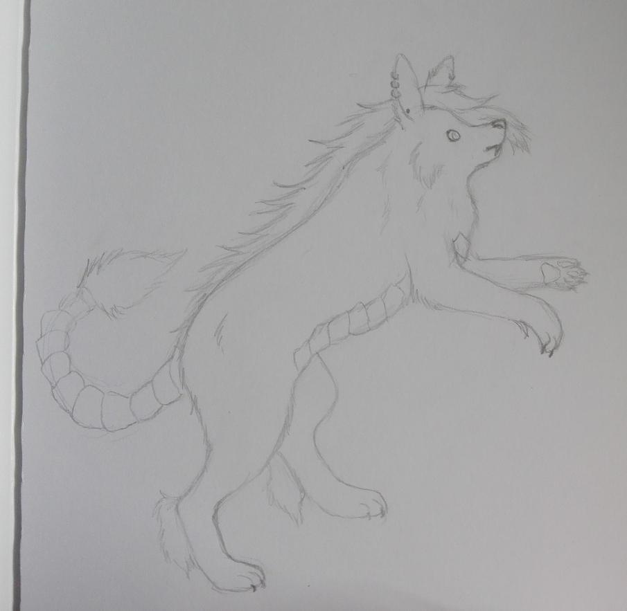 Sketch Dakarai by oOFrosteehOo