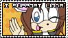 I support Linda