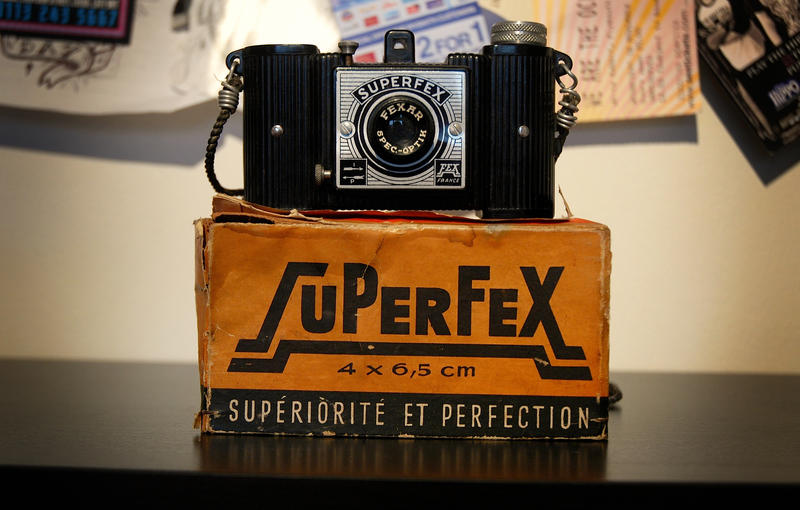 Superfex Camera by SuperFex