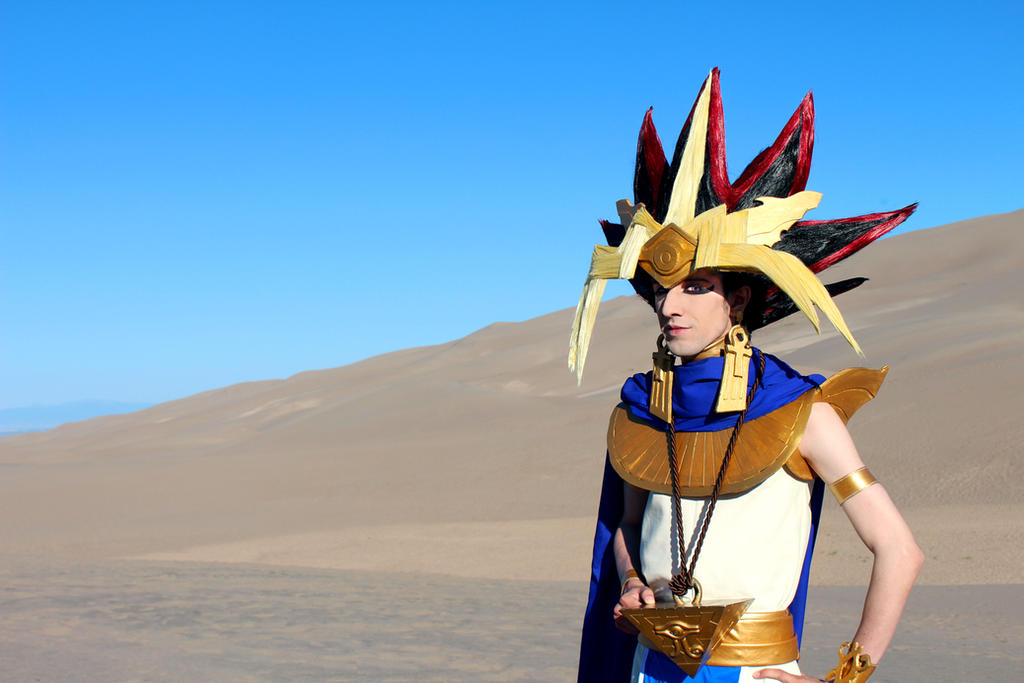Judgment of the Pharaoh - Atem from Yu-Gi-Oh!