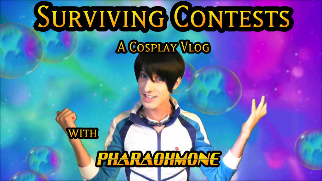 NEW COSPLAY VIDEO! Surving Cosplay Contests by Pharaohmones
