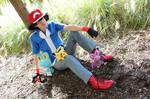 The Would-Be King of Kalos - Ash Ketchum - Pokemon