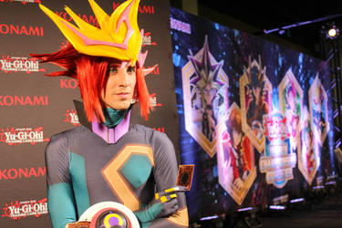 Playmaker - Yu-Gi-Oh VRAINS (At the NAWCQ!) by Pharaohmones