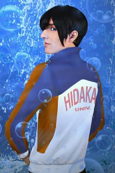 Dive to the Future ~ Haruka Nanase - Free!