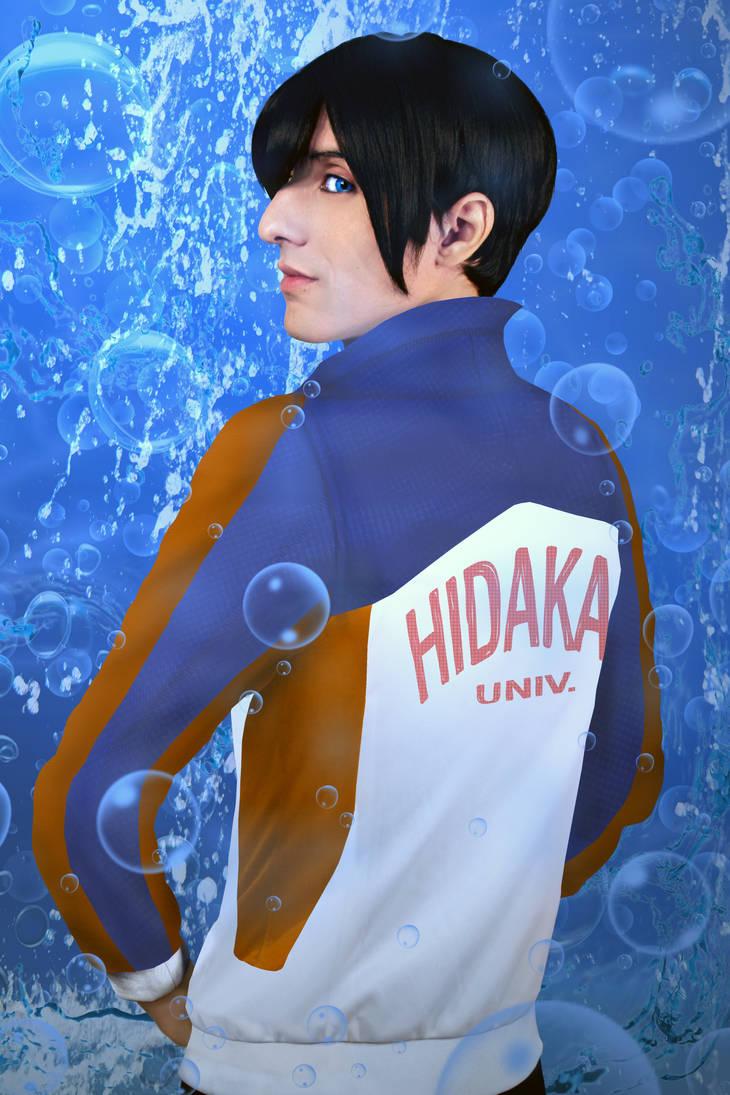 Dive to the Future ~ Haruka Nanase - Free! by Pharaohmones