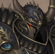 Chaos warrior icon2 by Lurker5