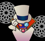 Super Paper Mario - Count Bleck