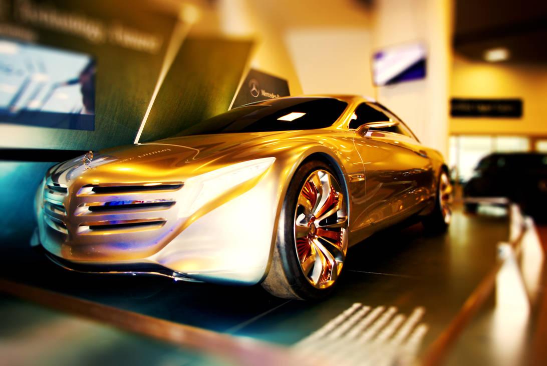 Mercedes Benz F125 Concept Car