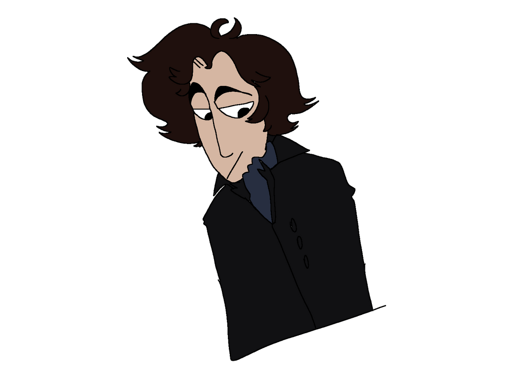 sherlock is unimpressed by DONDIDRAWS