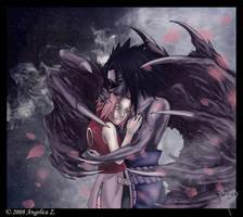 Sakura and Sasuke love by endzi-z
