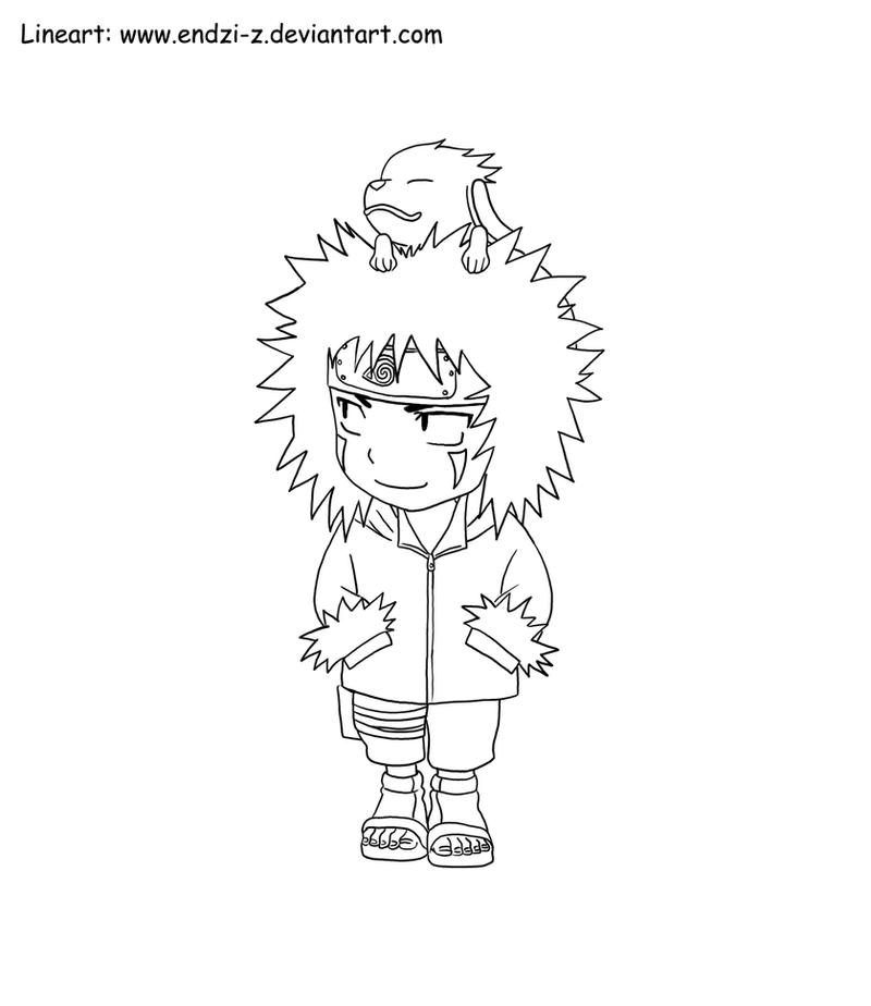 kiba coloring pages - photo#20