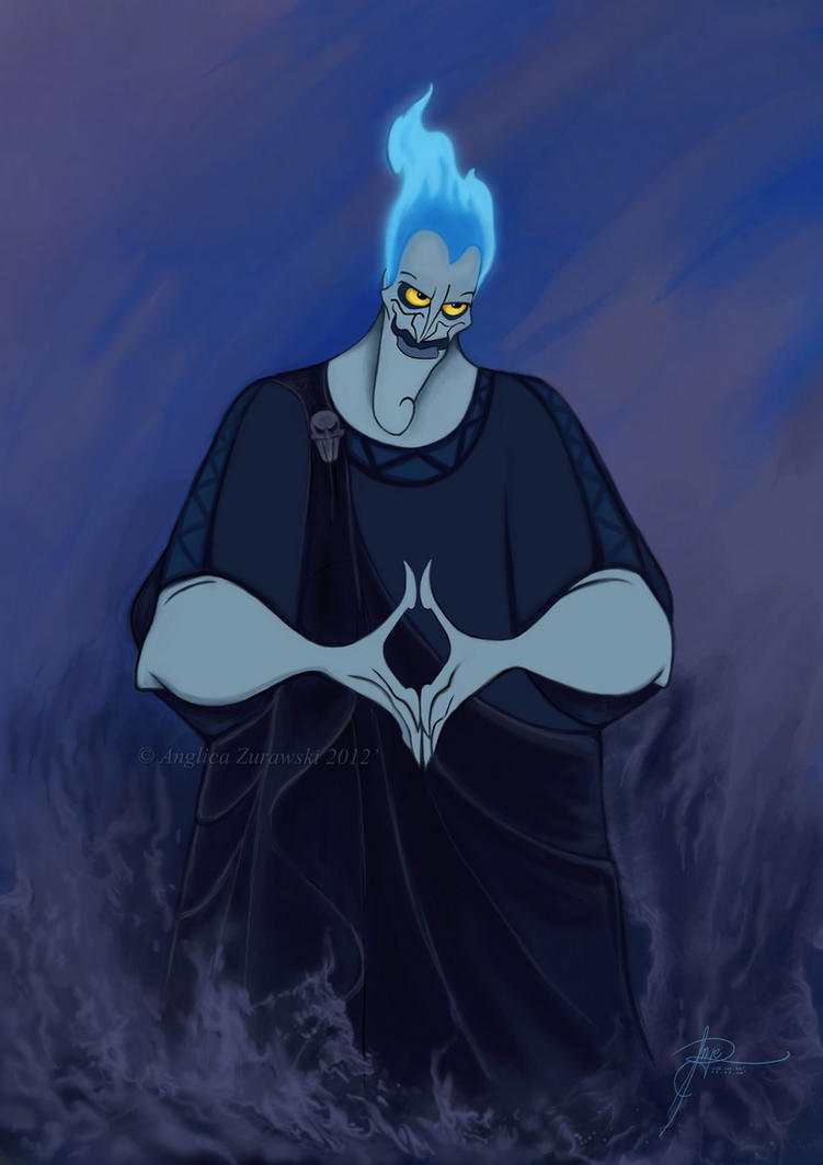 Hades By Endzi Z On Deviantart