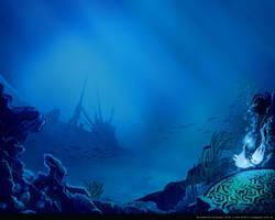 Sola in the Ocean