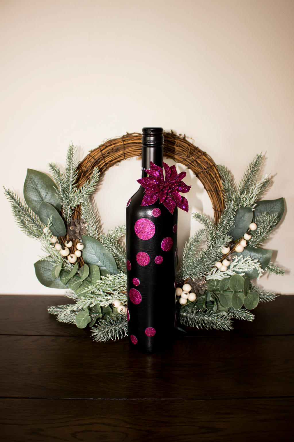 Decorative bottle 08