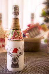 Decorative bottle 11