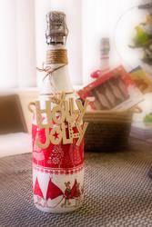 Decorative bottle 12