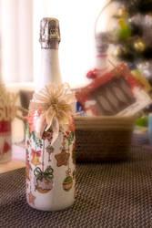 Decorative bottle 14