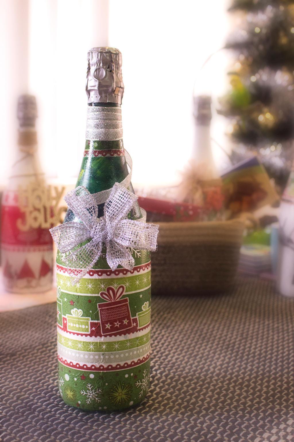 Decorative bottle 15