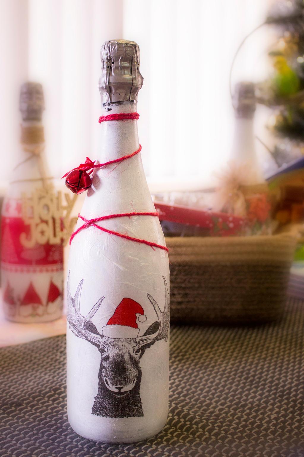 Decorative bottle 16