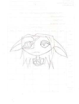 Wisp as Nu-13 (sketch)