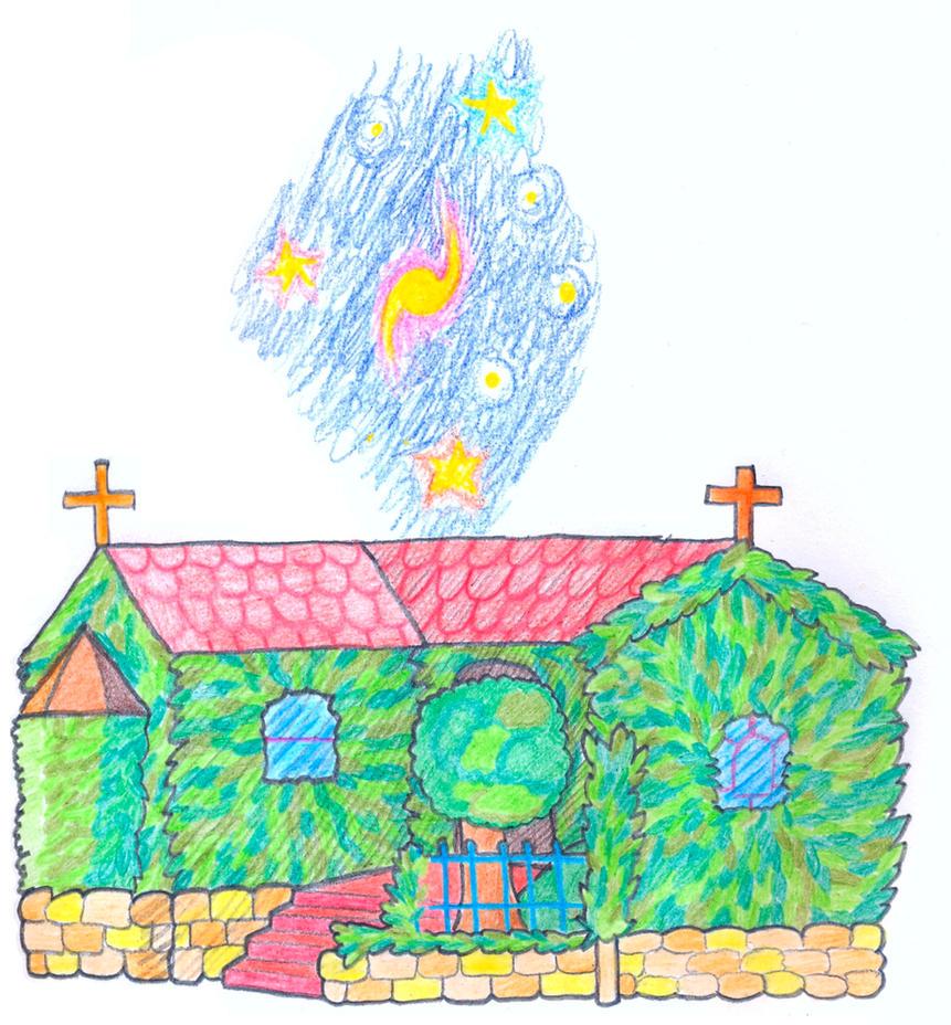 Lazarica Church by Parastos