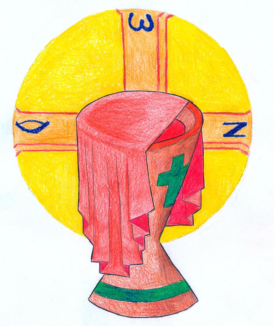 Eucharist by Parastos