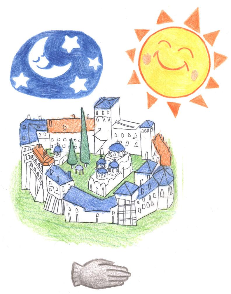Doodles by Parastos