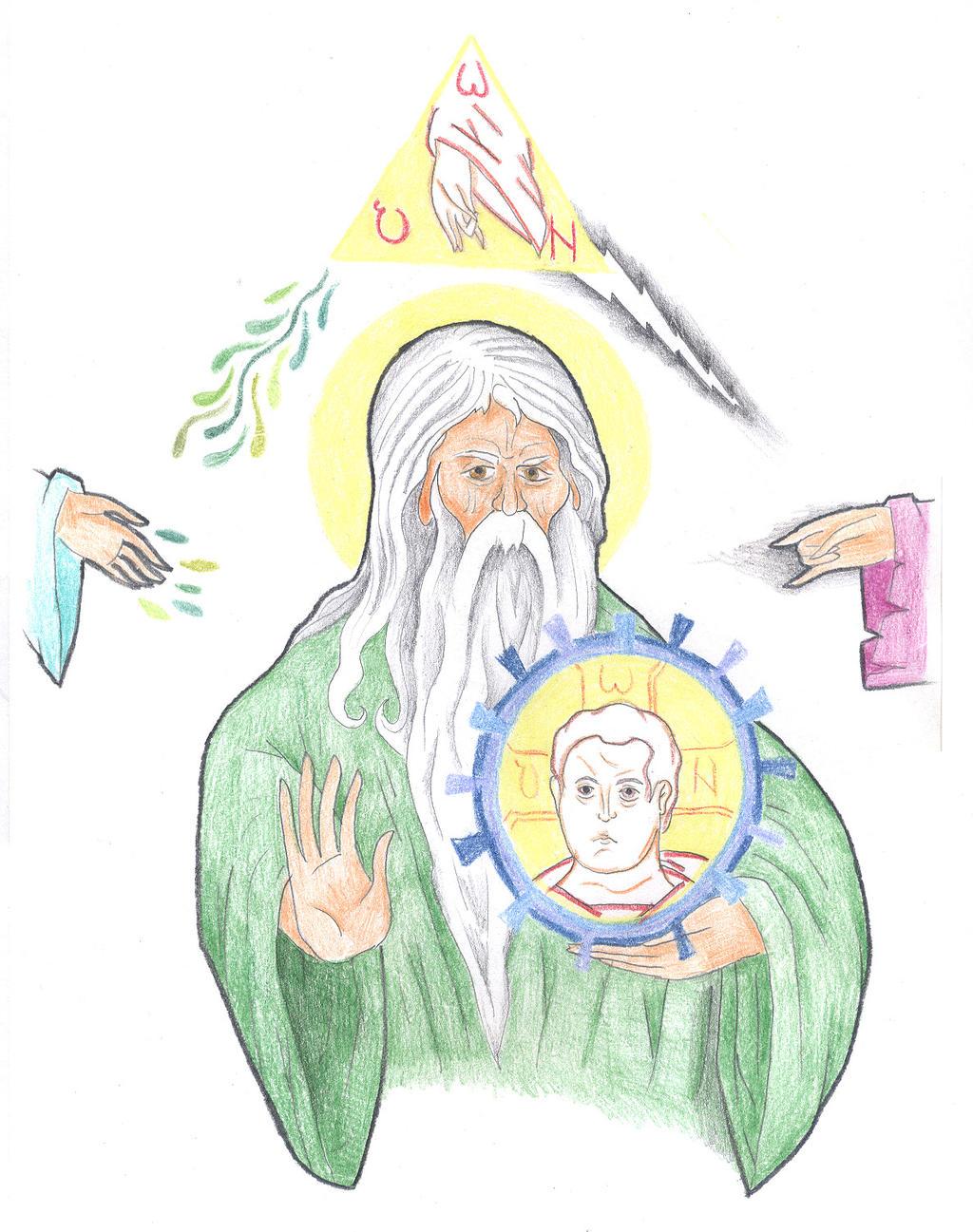 Genesis 12:1-3 (Abram) by Parastos