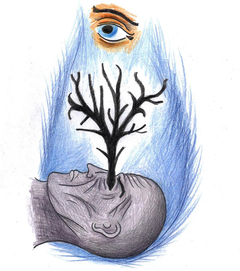 Matthew 7:3-5 (Plank in the Eye) by Parastos