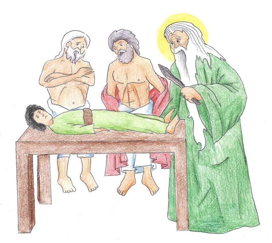 Genesis 17:23-27 (The Circumcision) by Parastos