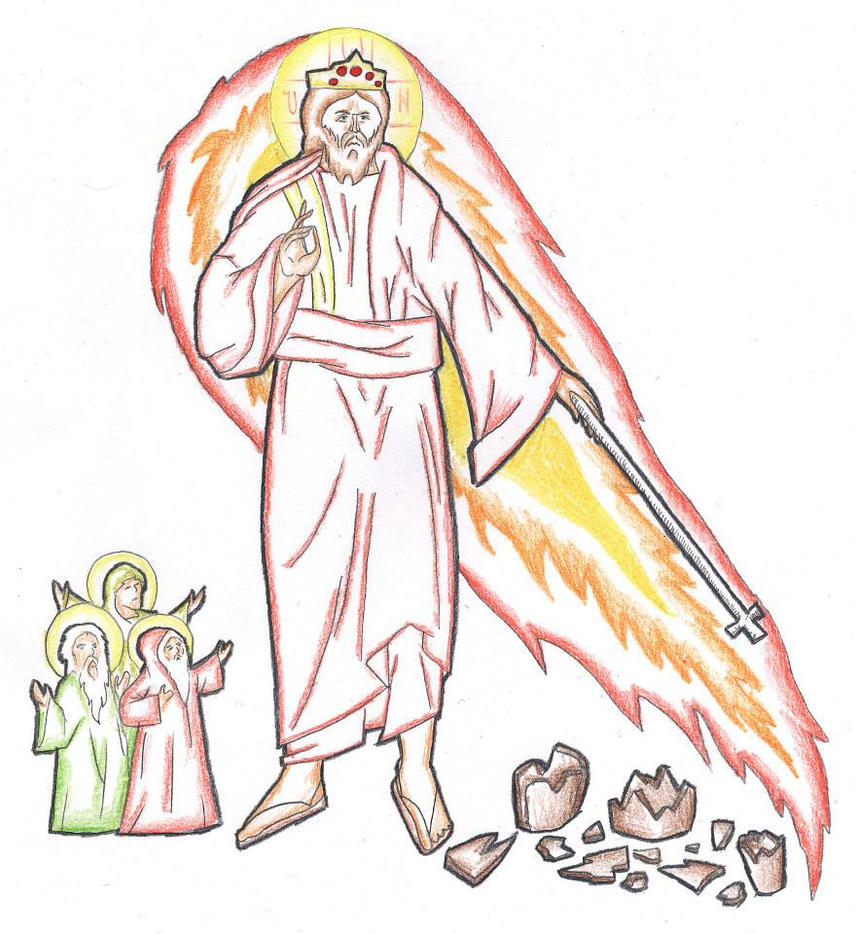 Psalm 2:9-12 (Rod of Iron) by Parastos