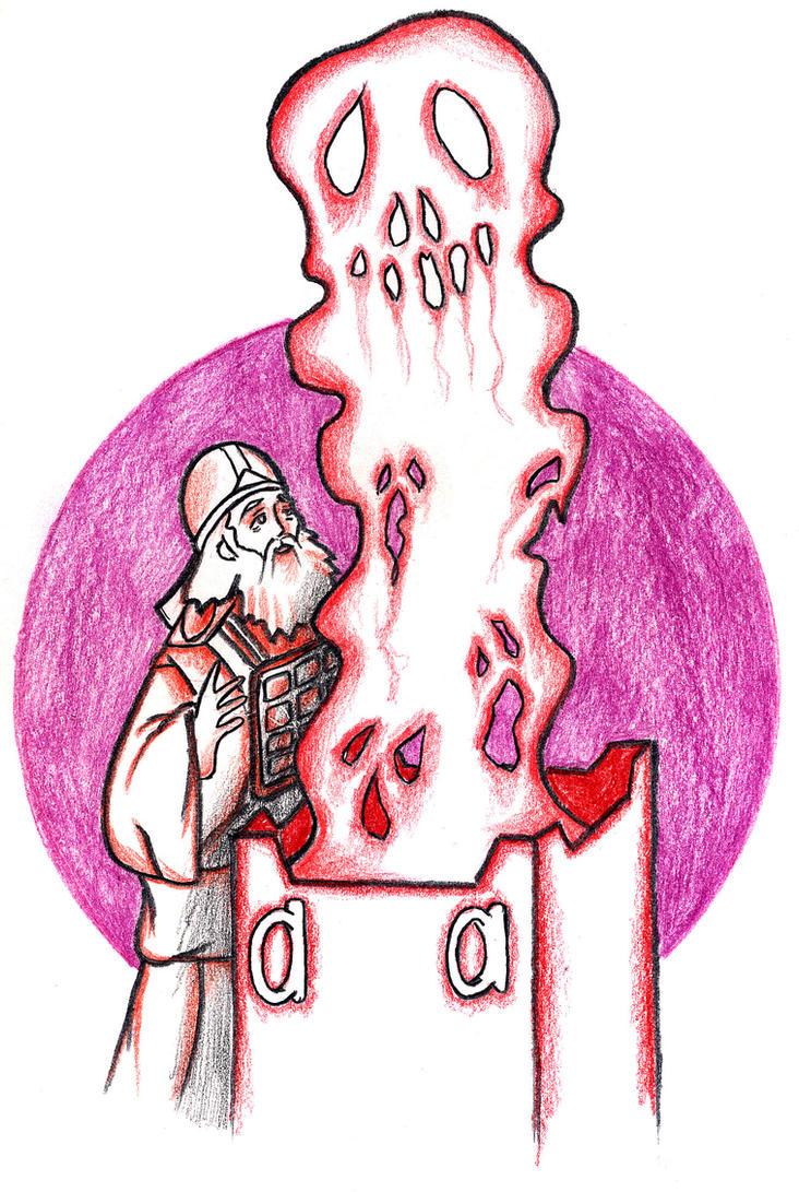 Exodus 30:9 (Strange Incense) by Parastos